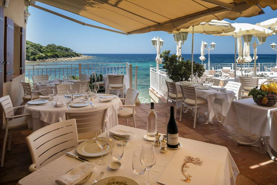 luxury hotel southern corsica: le maquis